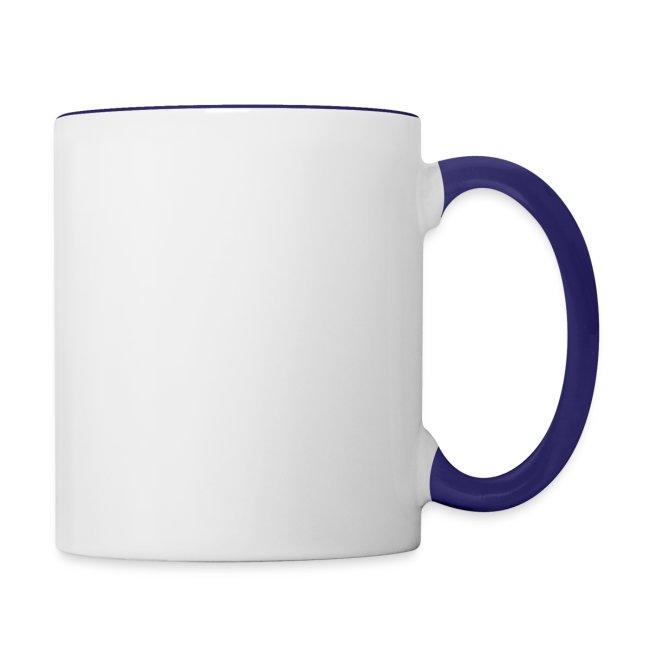 Happy New Year Ceramic Contrast Coffee Mug