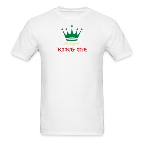 King Me (Rasta) - Unisex - Men's T-Shirt