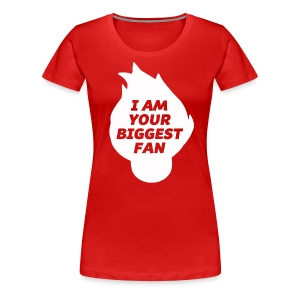 Biggest Fan - Women's - Women's Premium T-Shirt
