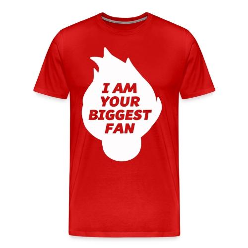 Biggest Fan - Men's Premium T-Shirt