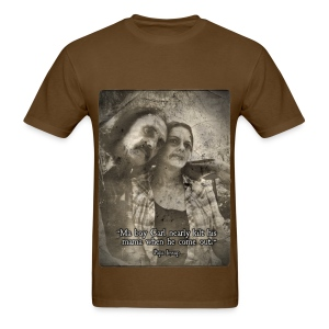 Mama an' Papa LEGEND tee - Men's T-Shirt