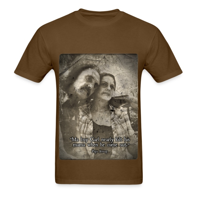 Mama an' Papa LEGEND tee