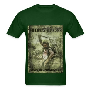 Hillbilly Butcher LEGEND tee - Men's T-Shirt