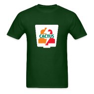 T-Shirts ~ Men's T-Shirt ~ Robitussin's Cactus-Eleven Shirt 1