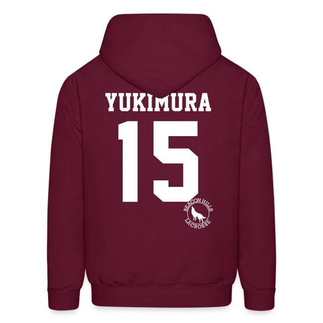 """""""YUKIMURA 15"""" - Hoodie (XL Logo +S)"""