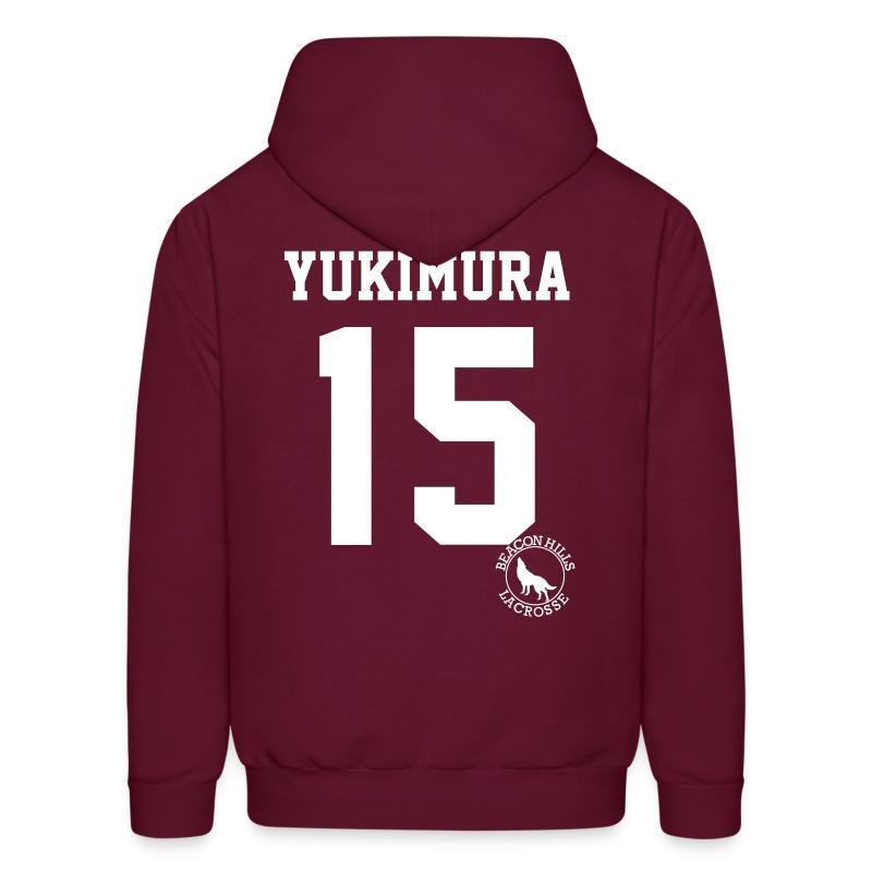 YUKIMURA 15 - Hoodie (XL Logo +S) - Men's Hoodie