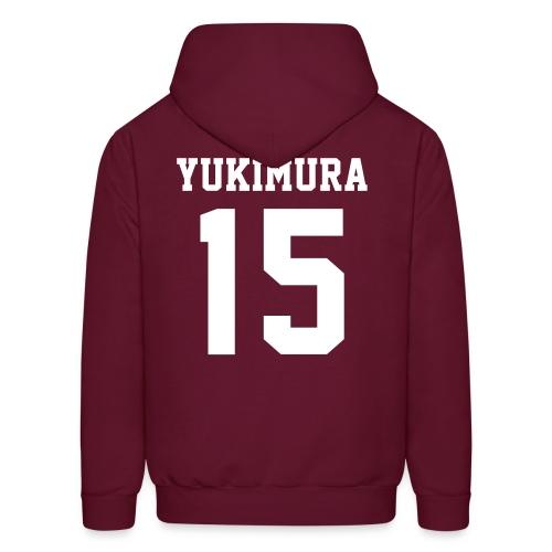 YUKIMURA 15 - Hoodie (XL Logo, NBL) - Men's Hoodie