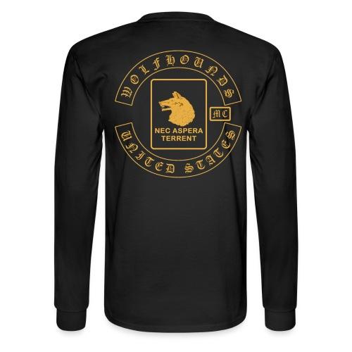 Patch Holder Long Sleeve - Men's Long Sleeve T-Shirt