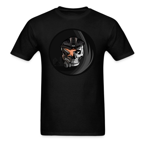 Titanfall Shattered Pilot - Men's T-Shirt