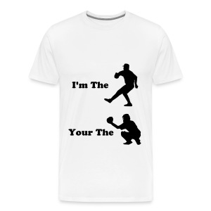 I' the Pitcher - Men's Premium T-Shirt