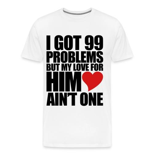 99PROB - Men's Premium T-Shirt
