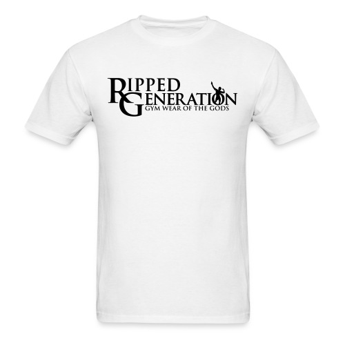 Ripped Generation Logo T-Shirt - Men's T-Shirt