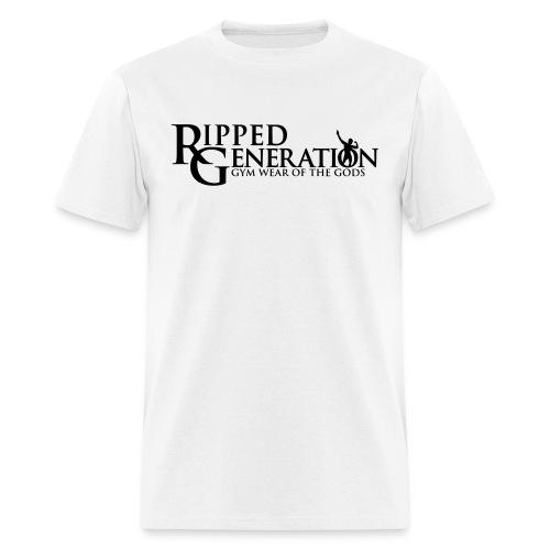 Ripped Generation Logo T-Shirt - Men's T-Shirt