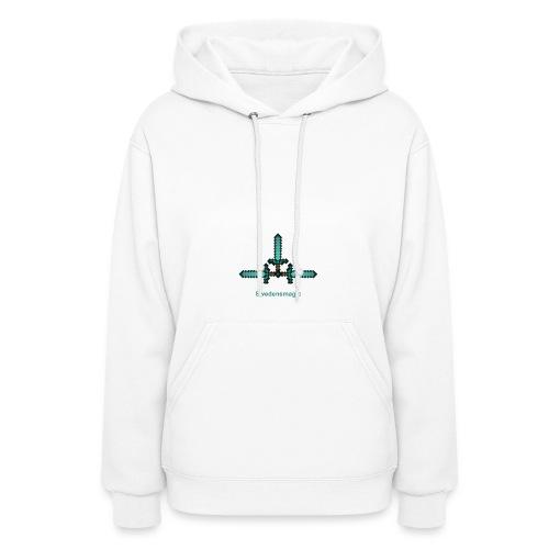 Women's Hooded Sweatshirt - Swedensmagic - Women's Hoodie