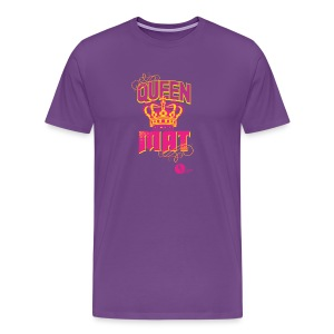 Queen of the Mat - Men's Premium T-Shirt