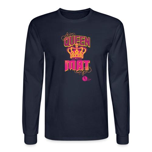 Queen of the Mat - Men's Long Sleeve T-Shirt