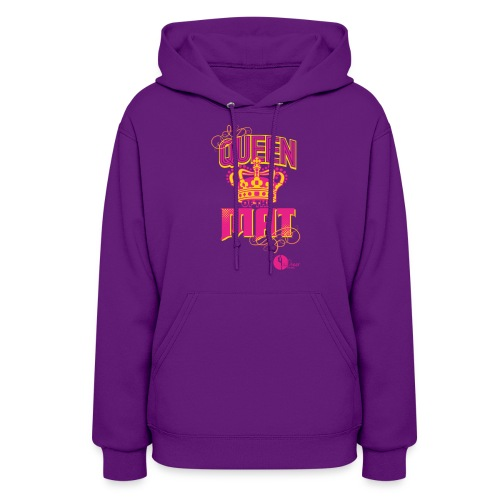 Queen of the Mat - Women's Hoodie