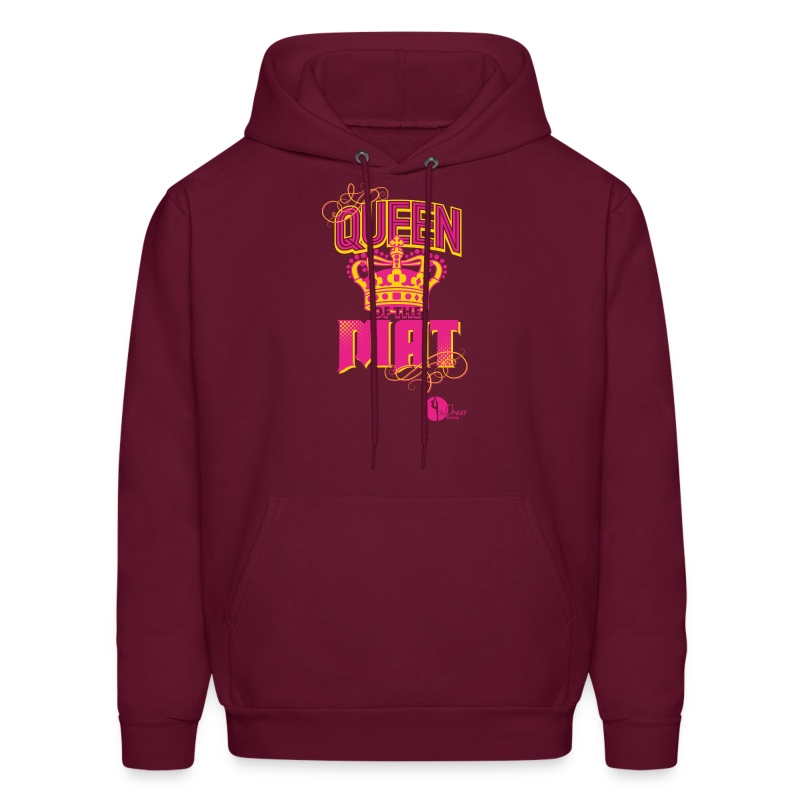 Queen of the Mat - Men's Hoodie