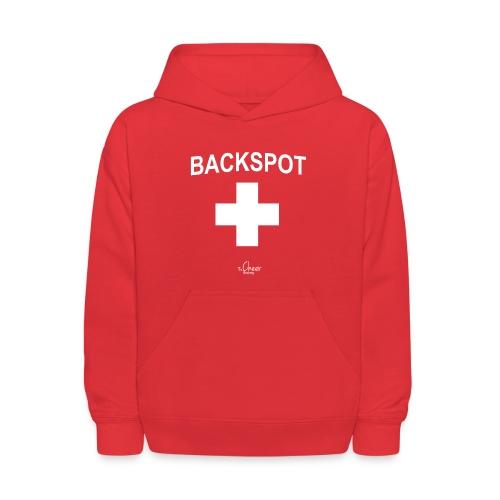 Backspot - Kids' Hoodie