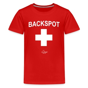 Backspot - Kids' Premium T-Shirt