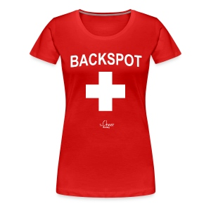 Backspot - Women's Premium T-Shirt