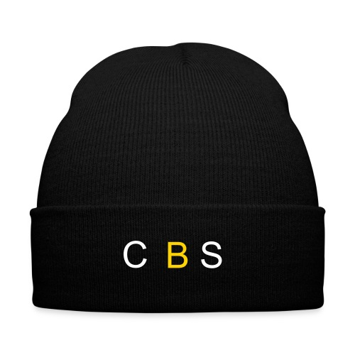 Christ Brothers Toboggan Hat - Knit Cap with Cuff Print
