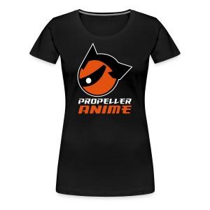 Propeller Anime Women's T-Shirt - Women's Premium T-Shirt