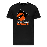 T-Shirts ~ Men's Premium T-Shirt ~ Propeller Anime Men's T-Shirt