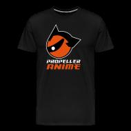 T-Shirts ~ Men's Premium T-Shirt ~ Propeller Anime Men's T-Shirt