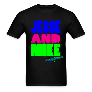 Jesse and Mike Tee - Men's - Men's T-Shirt