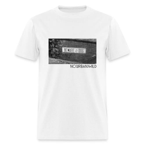 Beware  - Men's T-Shirt