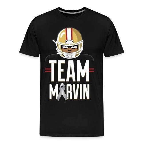 Men's Premium Team Marvin T-Shirt - Spreadshirt brand - Men's Premium T-Shirt