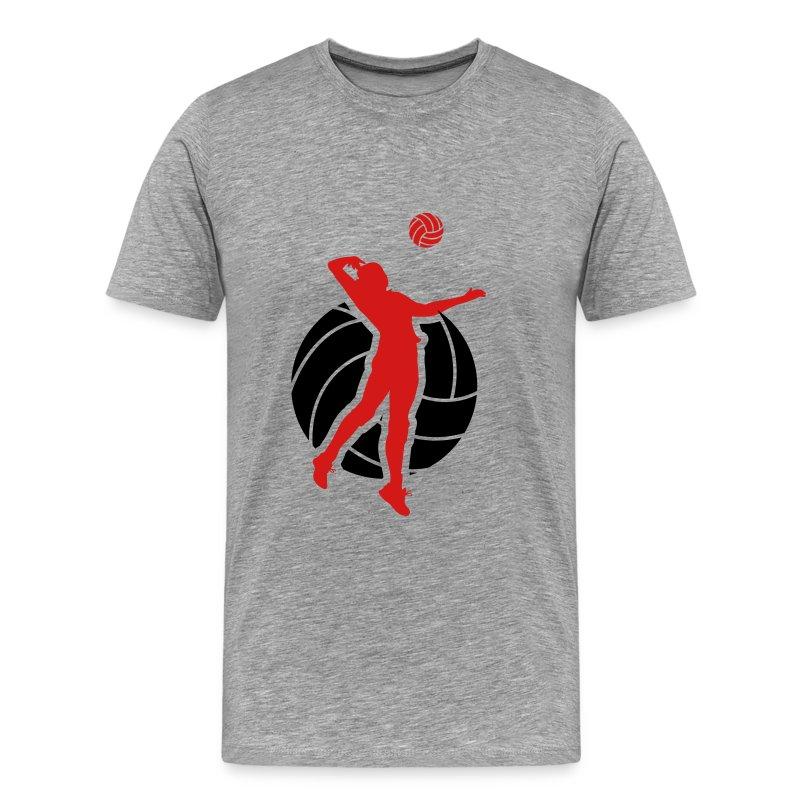 Volleyball T Shirt Spreadshirt