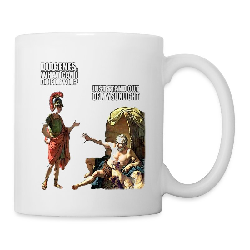 Diogenes' Mug - Coffee/Tea Mug