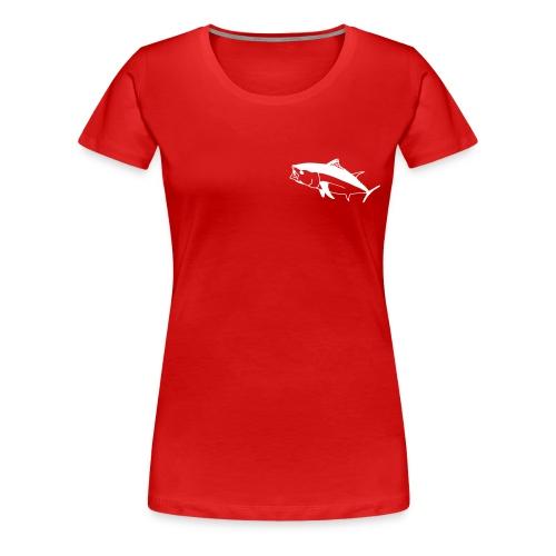 Womens RBRMTC Logo T-Shirt - Women's Premium T-Shirt