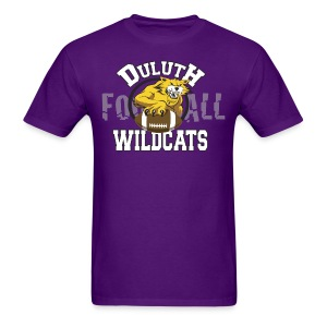 Duluth Wildcats Custom for GIGI - Men's T-Shirt