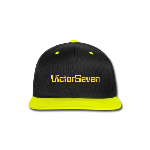 VictorSeven Ball Cap - Snap-back Baseball Cap
