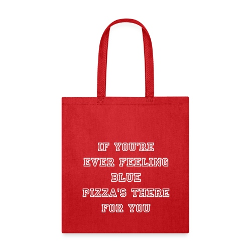 If You're Ever Feeling Blue TOTE BAG - Tote Bag