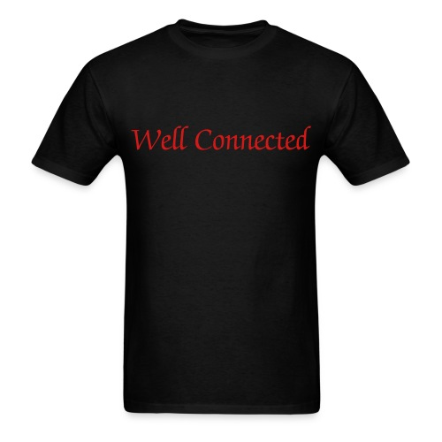 Well Connected Tee - Men's T-Shirt