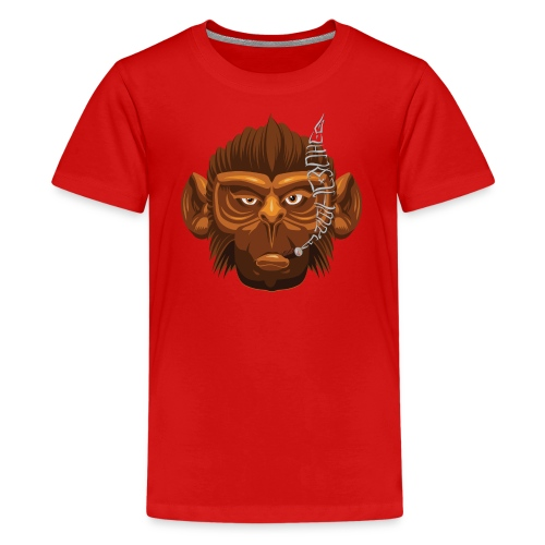 Lui Calibre RED Edition - Kids' Premium T-Shirt