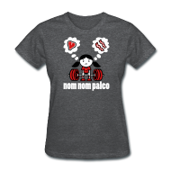 T-Shirts ~ Women's T-Shirt ~ Deadlift Girl (Regular Cut)