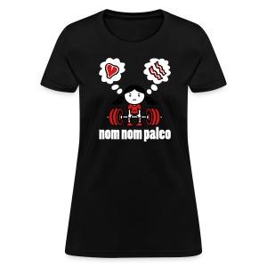 Deadlift Girl (Regular Cut) - Women's T-Shirt