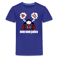 Kids' Shirts ~ Kids' Premium T-Shirt ~ Deadlift Girl (Kids)