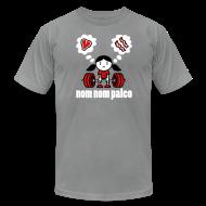 T-Shirts ~ Men's T-Shirt by American Apparel ~ Deadlift Girl (Men's)