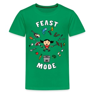 Feast Mode (Kids) - Kids' Premium T-Shirt