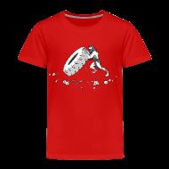 Baby & Toddler Shirts ~ Toddler Premium T-Shirt ~ Stone Age Strength (Toddler)