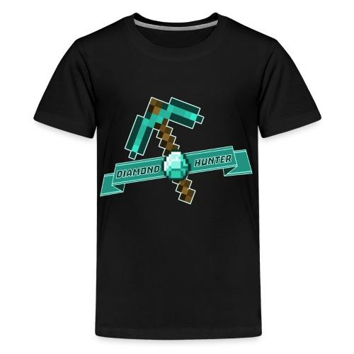 Diamond Hunter Kid's Tee - Kids' Premium T-Shirt