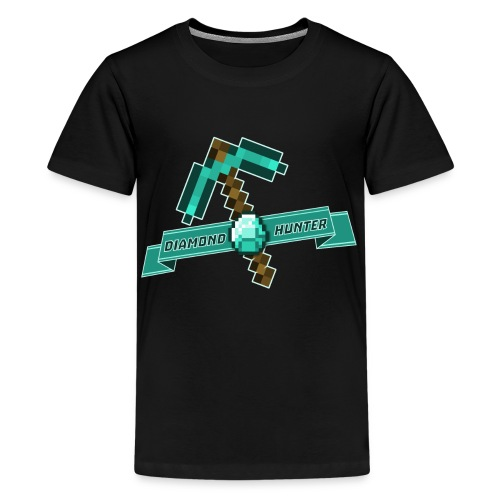 Diamond Hunter Kid's Tee - Kids' Premium T-Shirt