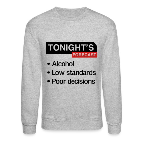 FORECAST - Crewneck Sweatshirt