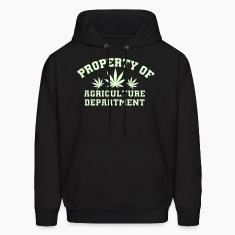 Property Of Agriculture Department (glow-in-dark)